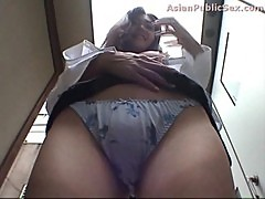 Asian Outdoor Alley sex