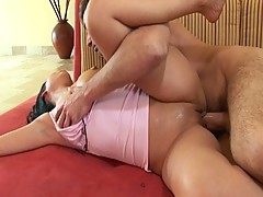 Asian milf fucked hard in all postions