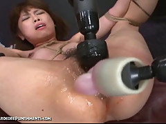 Japanese Bondage Sex - Extreme BDSM Punishment of Asari (Pt. 9)