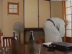 Asian and her old husband1