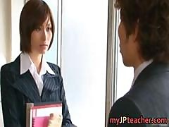Akari Asahina Japanese Teacher Is Ready Part6