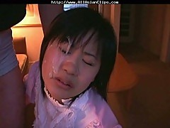 Japanese Messy Facials Compilation