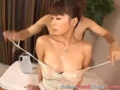 Japanese Beauty Oily Sex