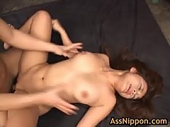 Yuka matsushita hammered and fingered part1