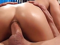 Stunning stripper Roxy Jezel opens her butt for some full on...