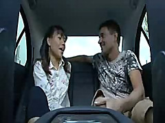 Cute Asian Miley Villa Fucked In The Backseat