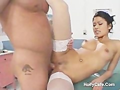 Charmane Star This Asian Nurse Has