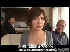 Japanese Wife Naughty BDSM sex Hardcore fucking Brutal Gang Bang