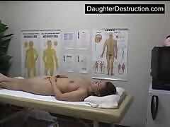 Japanese teen japanese daughter destruction