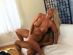 AMWF Sadie Swede interracial with Asian guy