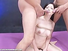 Japanese Bondage Sex Pour Some Goo Over Me Pt 15