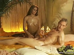 Erotic Turkish Massage By Hottie Babe