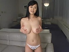 Japanese big natural boobs - What's her name