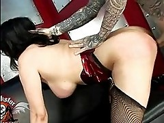 Horny hot Tera Patrick wanted nothing more than a hot jizzpo...