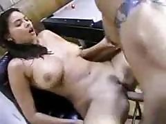Voluptuous Babe Tera Patrick Gets Fucked On The Pool Table